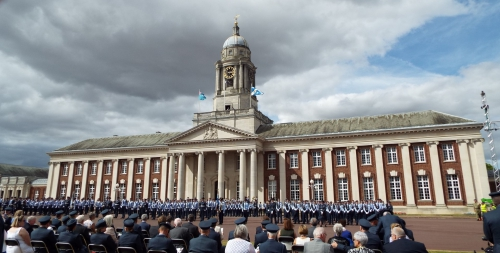 75th Anniversay Parade RAF Cranwell Large
